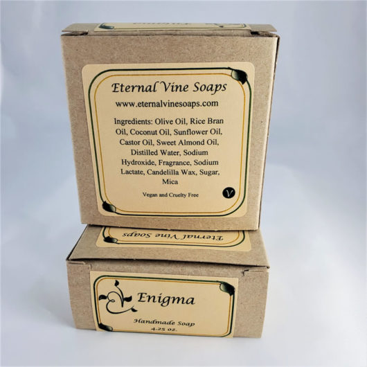 Enigma Boxed Back