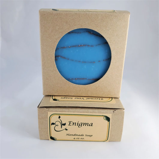 Enigma Boxed Front