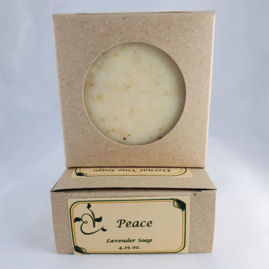Peace No Color Boxed Front