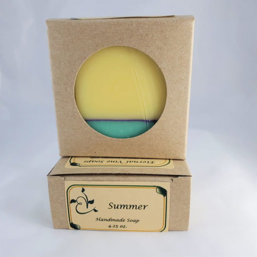 Summer Boxed Front